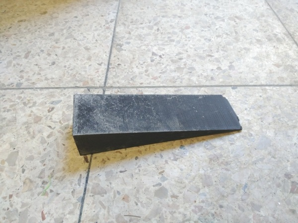 Medium Doorstop with a 3cm height 3D Printing 95045