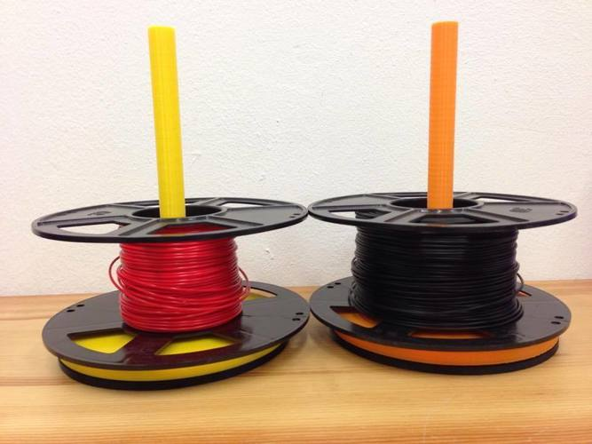Filament roller for dispensing filament to your printer. 3D Print 95117