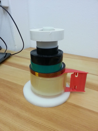 Tape holder for all your tape! 3D Print 95155
