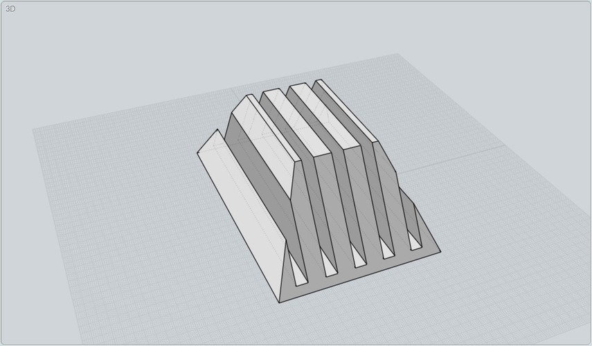 Glass plate holder for print bed glass. 3D Print 95169