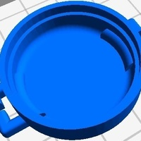 Small Watch Body 3D Printing 95552