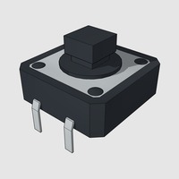 Small Pushbutton 3D Printing 95571