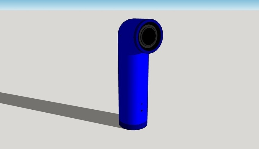 HTC RE (blue) 3D Print 95575