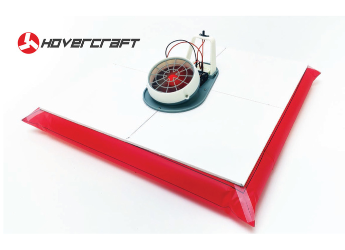 Hovercraft - Introduction to Electronics 3D Print 95658