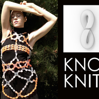 Small KNOT KNITS 3D Printing 95662