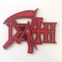 Small Death Logo 3D Printing 95711