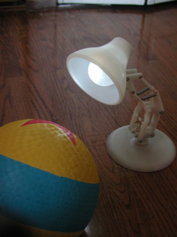 Medium PIXAR's Luxo Jr. 3D Printing 95938