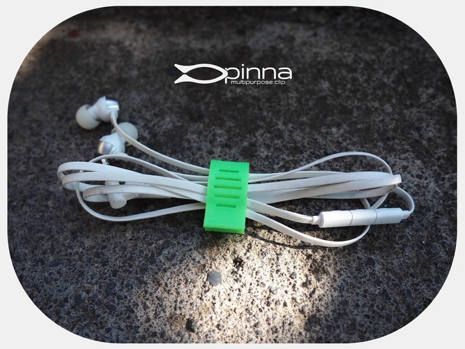 Pinna Multipurpose Clip 3D Print 95970