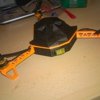 Small Tricopter 3D Printing 96000