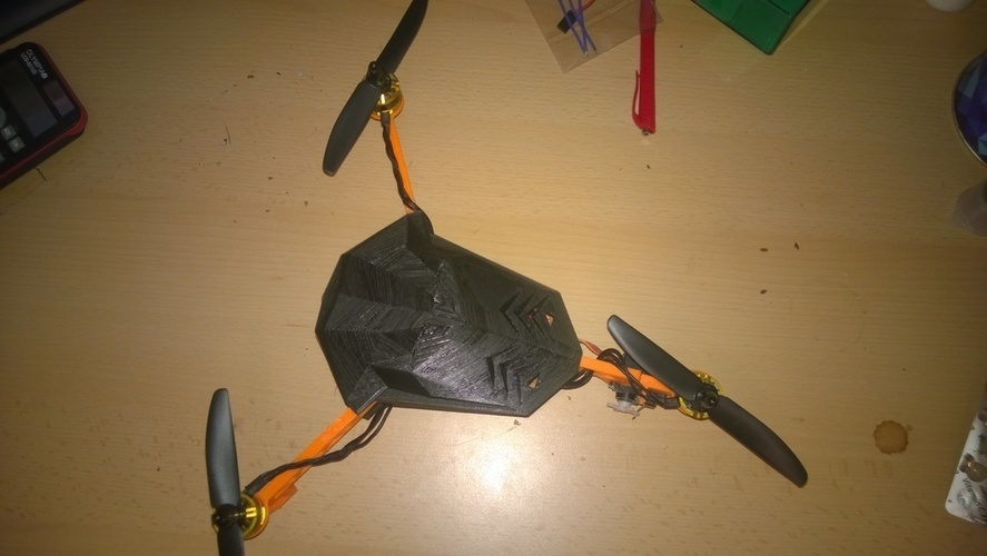 Tricopter 3D Print 96002
