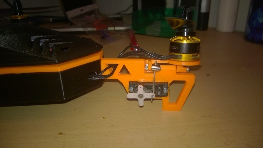 Tricopter 3D Print 96003