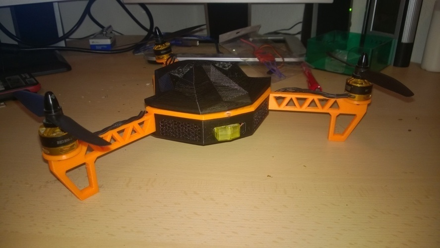 Tricopter 3D Print 96004