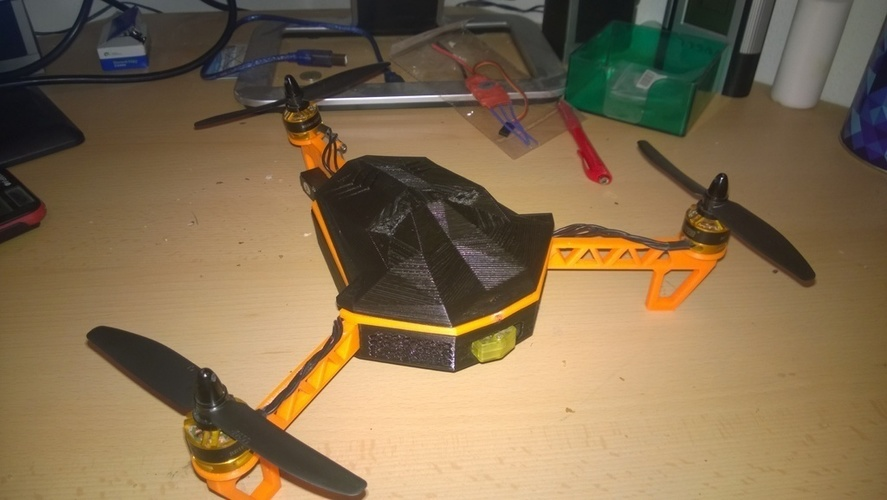 Tricopter 3D Print 96005