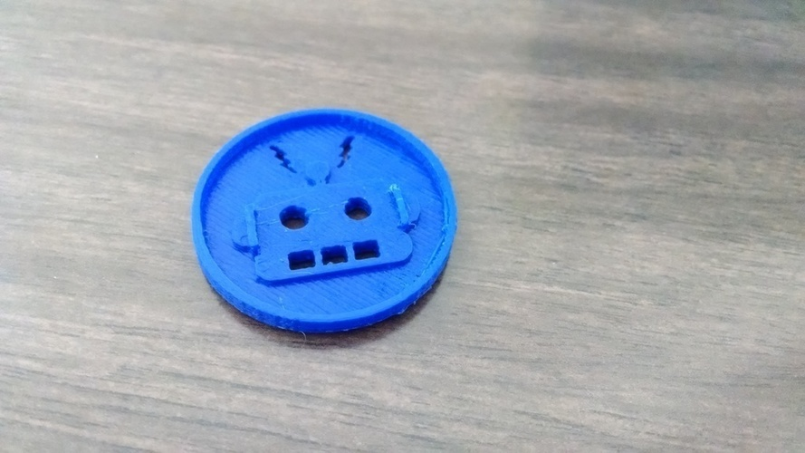 Trailhead: Process Automation token 3D Print 96038
