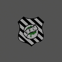 Small Figueirense FC 3D Printing 96247