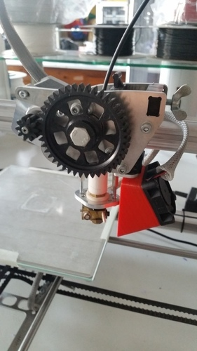 3Drag poly fan duct 3D Print 96320
