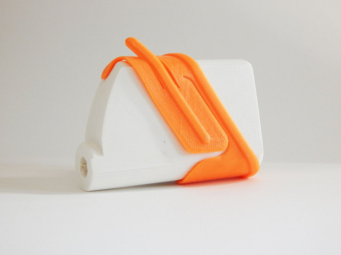 Needle and filament - insulin pump cover 3D Print 96332