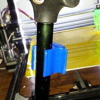 Small Universal Cane Holder 3D Printing 96496