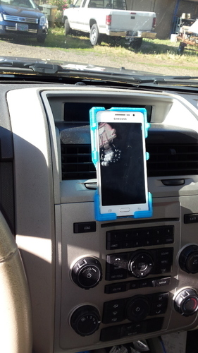 Samsung Galaxy Grand Prime Car Vent Phone Holder 3D Print 96502