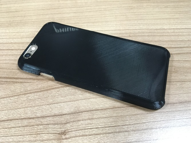 iPhone6 Case Slim (1mm Thick) 3D Print 96702