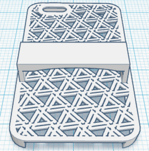 IPhone 6 Case Helper 3D Print 97111