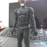Small Batman Dark knight 3D Printing 97129