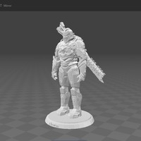 Small Abaven (Protector) 3D Printing 97145