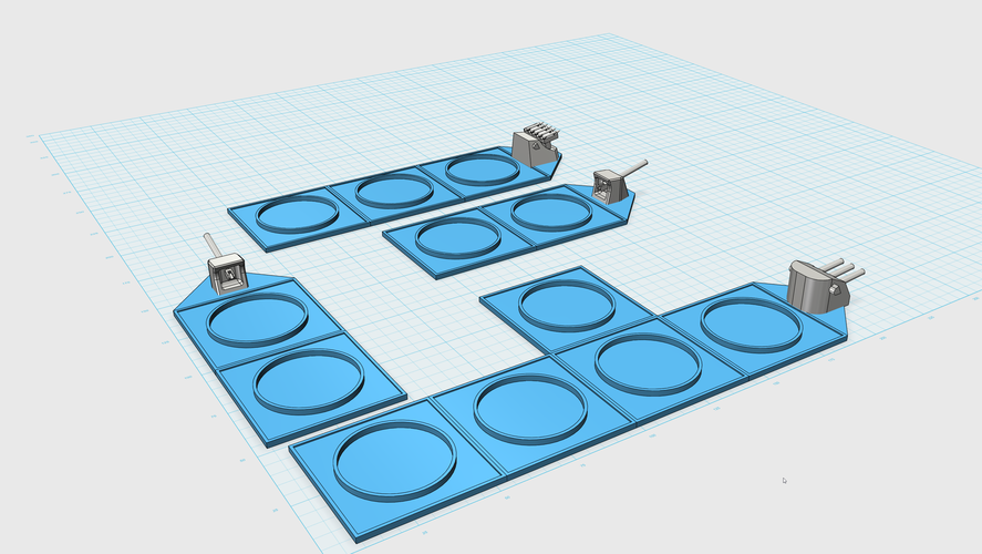 Ships game 3D Print 97177