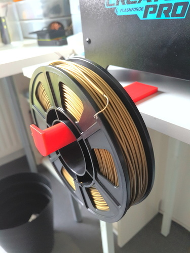 Mini spool holder / desktop fix 3D Print 97250