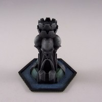 Small Tower of Sorcery 3D Printing 974