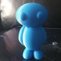 Small Make A Figure - Figurine (ERB) 3D Printing 97443