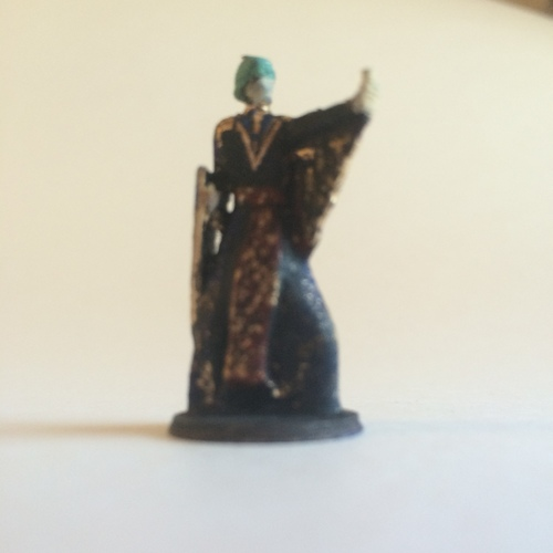 Alberich the Wizard 3D Print 97565