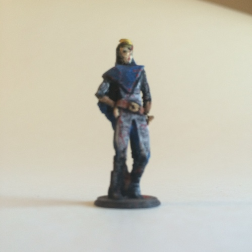 Darvim the Elf Rogue 3D Print 97583