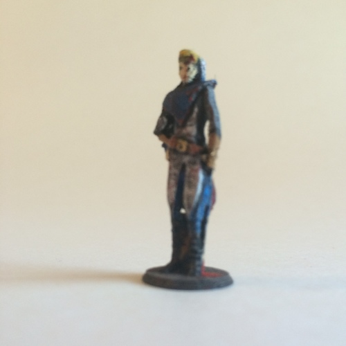 Darvim the Elf Rogue 3D Print 97584