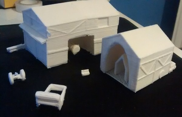 Medium Age of Empires 2 Siege Workshop 3D Printing 97676