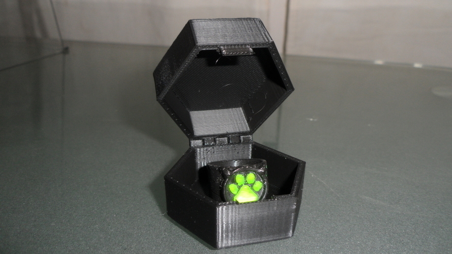 Miraculous container box 3D Print 97703