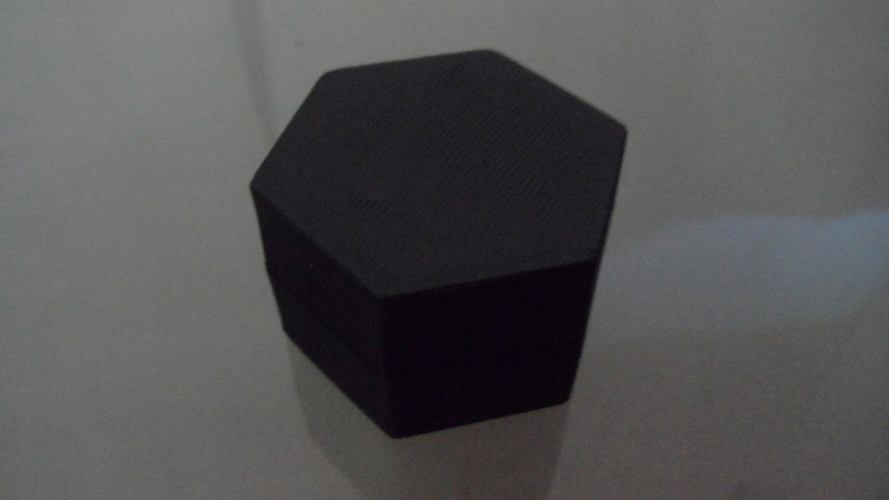 Miraculous container box 3D Print 97707