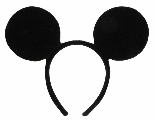 Medium Mouse ears!  3D Printing 97870