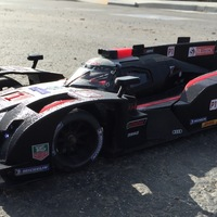 "Small RS-LM 2014 Audi R18 E-Tron Quattro ""The Ali"" 3D Printing 98266"