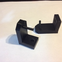 Small Blind Holders 3D Printing 98407