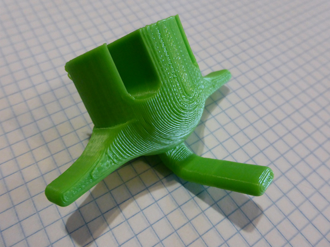 Vegetable Peeler - for people with limited use of their hands 3D Print 98603