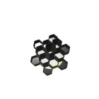 Small Hive Complex 3D Printing 98615