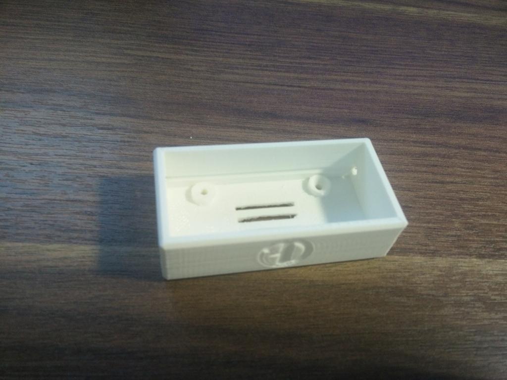 3d Printed Box For Xl4015 5a Dc Step Down Adjustable Power Supply Module By Duan Fras Pinshape