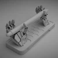 Small Pen holder 3D Printing 98935