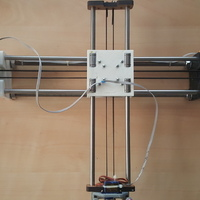 Small Drawing machine 3D Printing 98955