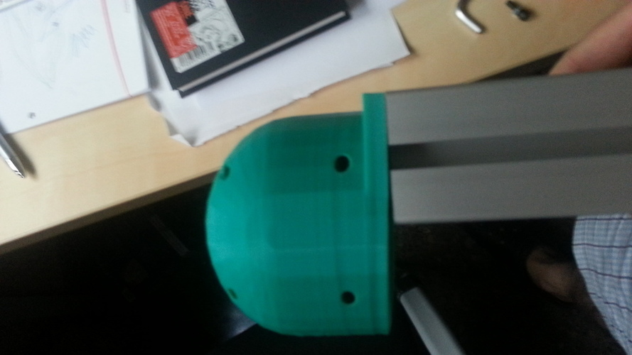 Motor mount for 90x45mm t-slot 3D Print 99008