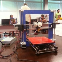 Small Third Prusa i3 Workshop at FabLab Valencia 3D Printing 99042