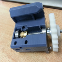 Small Another variation of the compact extruder for J-head 3D Printing 99043