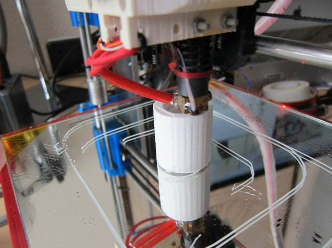 Broomstick repair 3D Print 99068