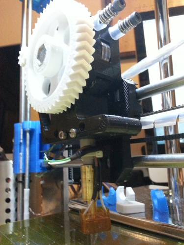 Greg's Wade extruder for Prusa i3 3D Print 99091